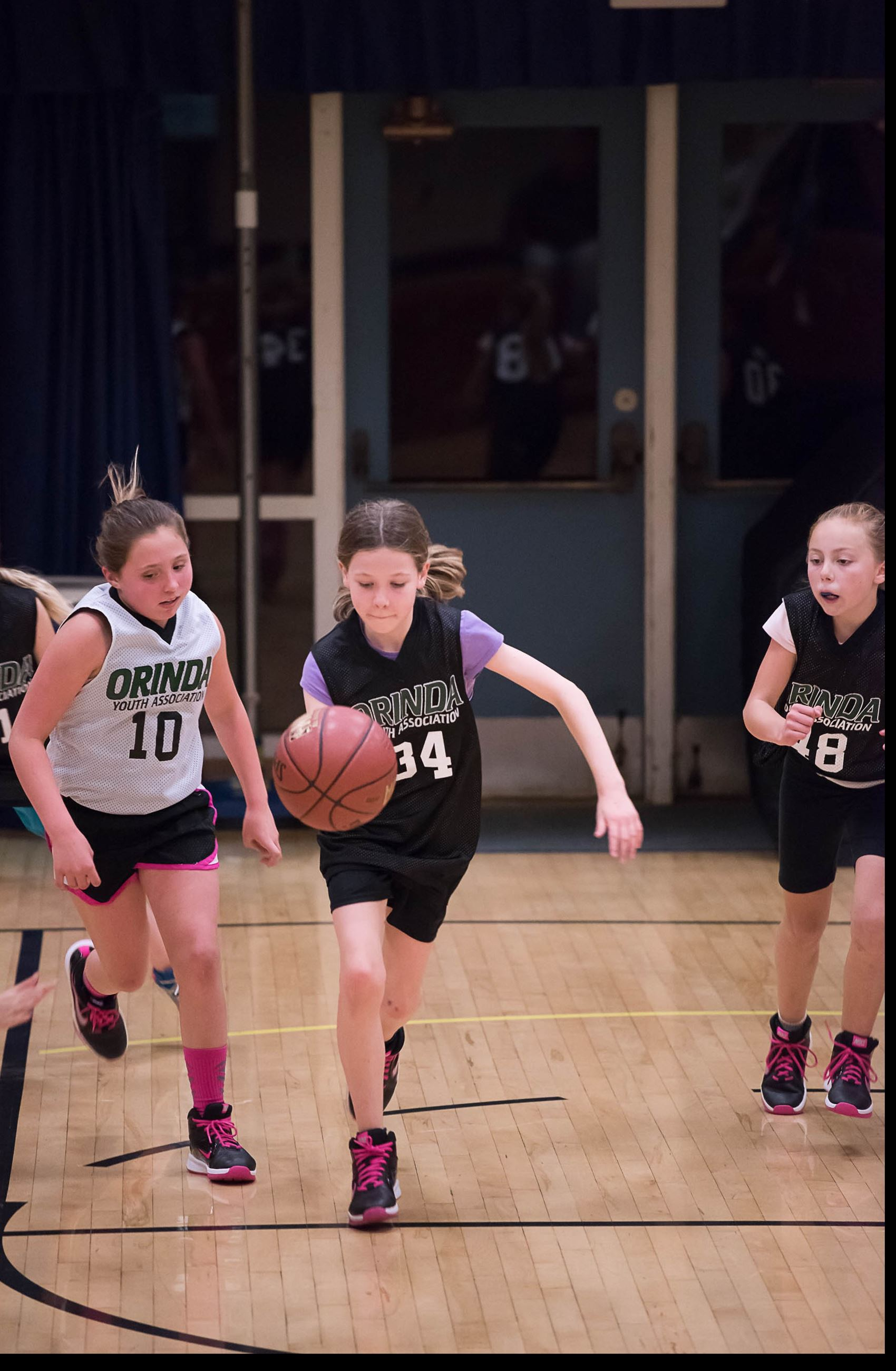 Youth Basketball Sports League