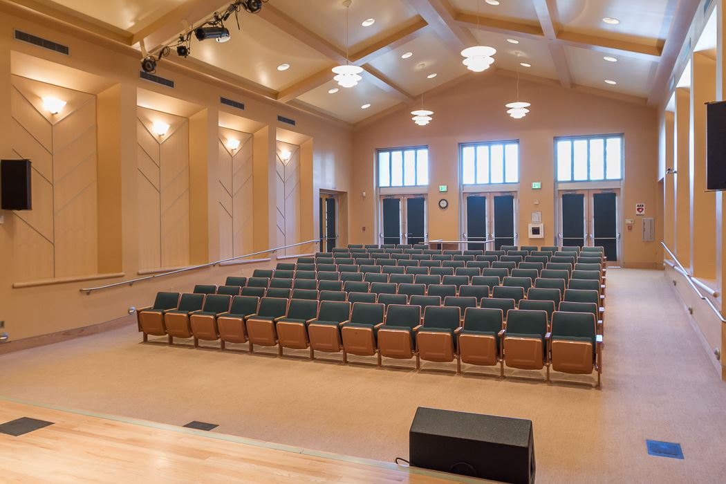 Library Auditorium.