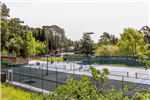 Tennis Courts at Orinda Community Center Park